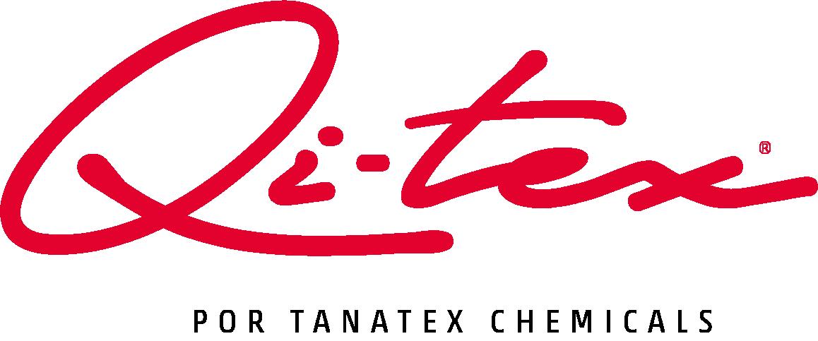 Logo qi-tex por tanatex chemicals